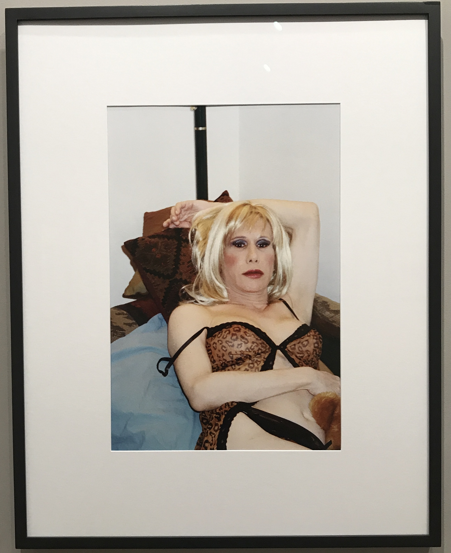 "Donna Gottschalk, ""Myla in her apartment"", 2010. (Image by author)"
