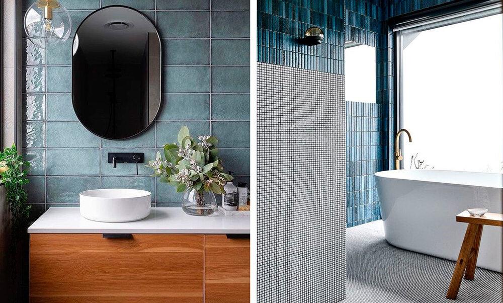 What S Hot In Bathroom Design Mtr Designer Cabinets