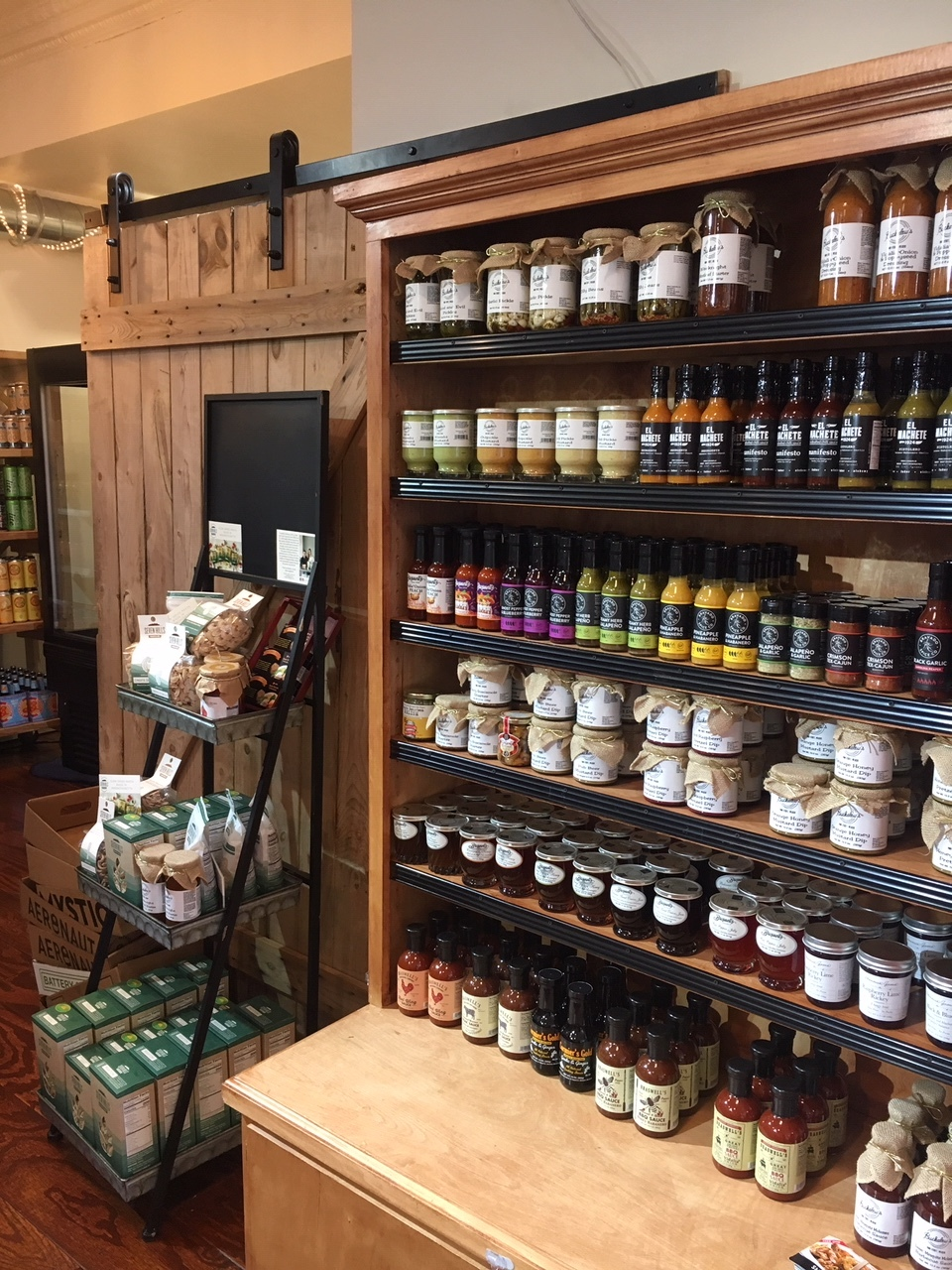 Specialty Sauces and Spices