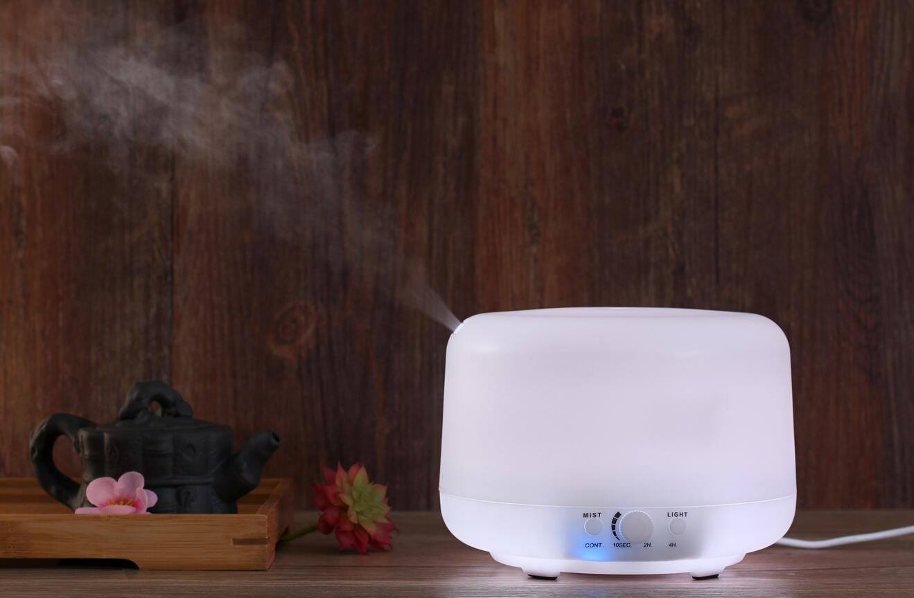 Ever Mist Diffuser $65    Enjoy your favorite essential oil aroma for hours with this cold fusion diffuser. Microparticles are ionized into the air. This unit covers a 400-500 square foot space.
