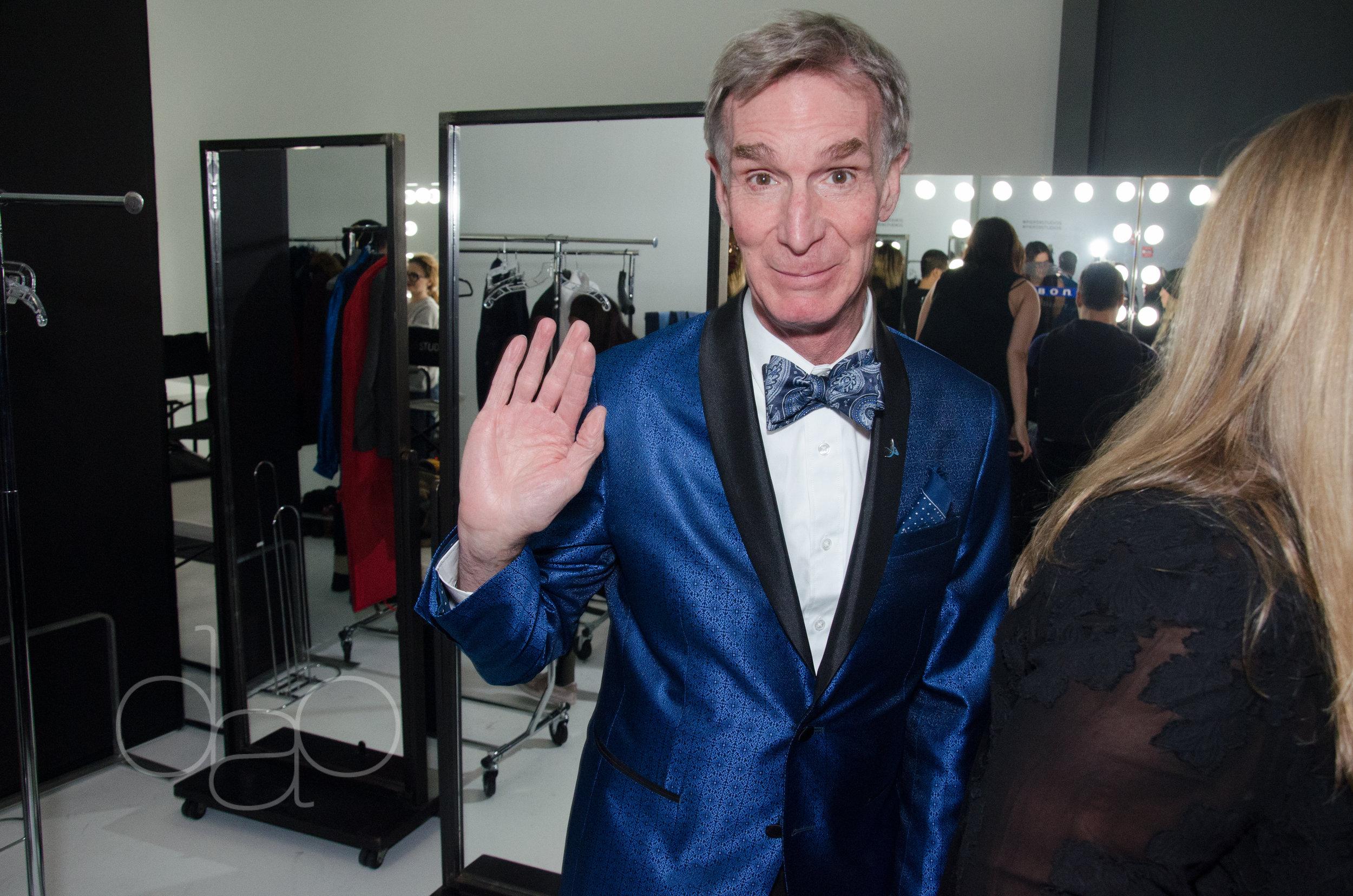Bill Nye headed to the Catwalk