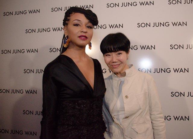 Carra Patterson & Son Jung Wan