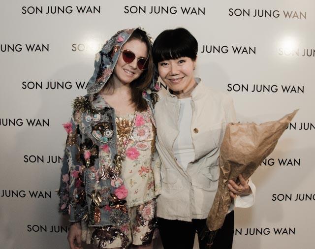 DJ Xenia Ghail & Son Jung Wan