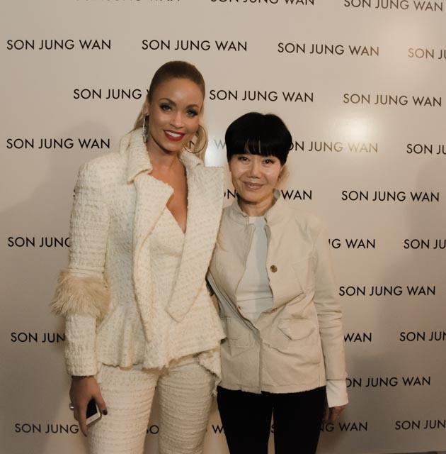Gizelle Byrant & Son Jung Wan