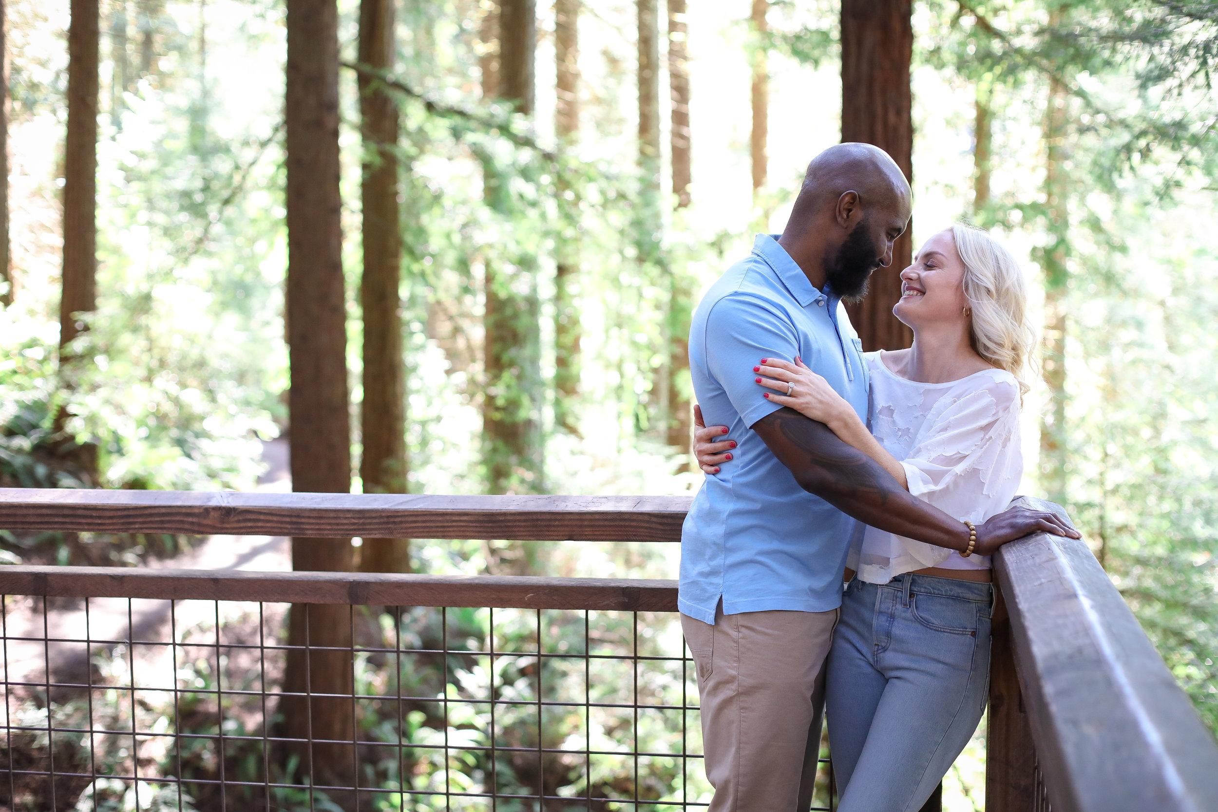 Portland Engagement Photographer