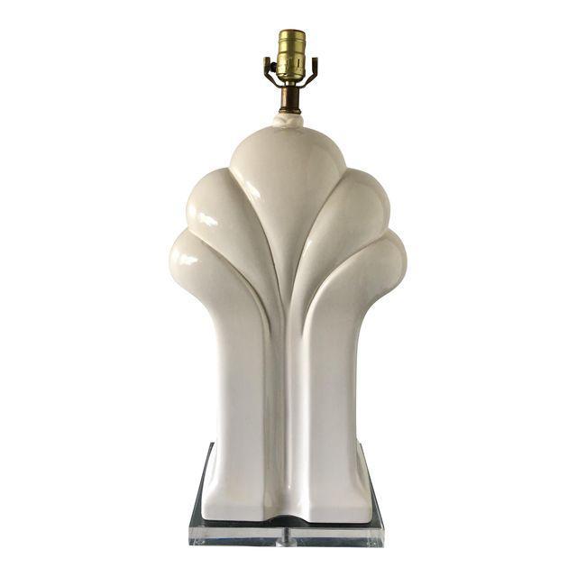 Our Vintage Art Deco Lamp