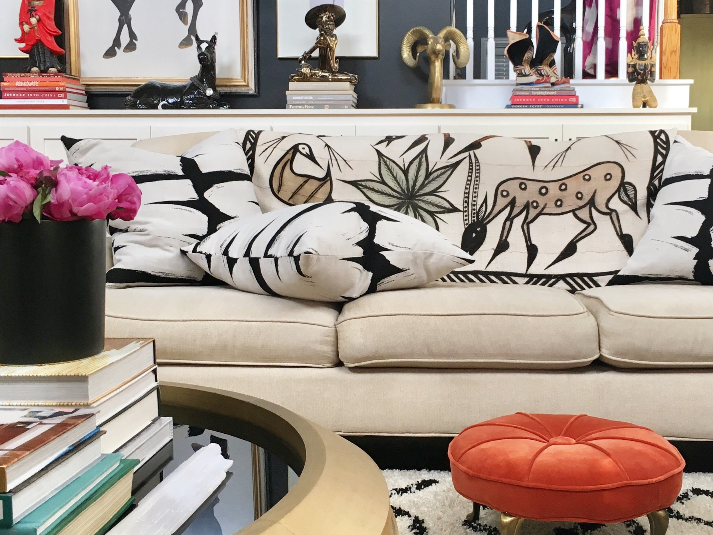 Decorate Your Home Like an Interior Designer With Thrift Store Finds - Michiel Perry of Black Southern Belle, asked three designers and thrift-shop aficionados to give their tips on how to thrift like a pro.