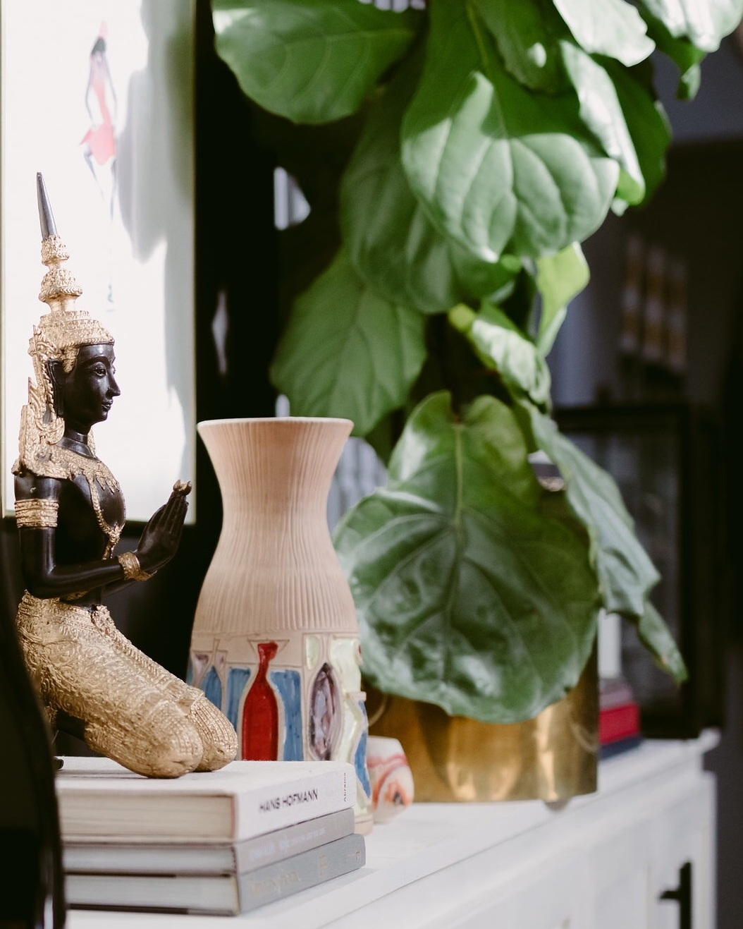 How to Get a Well-Traveled Look in Your Home - Find out my three