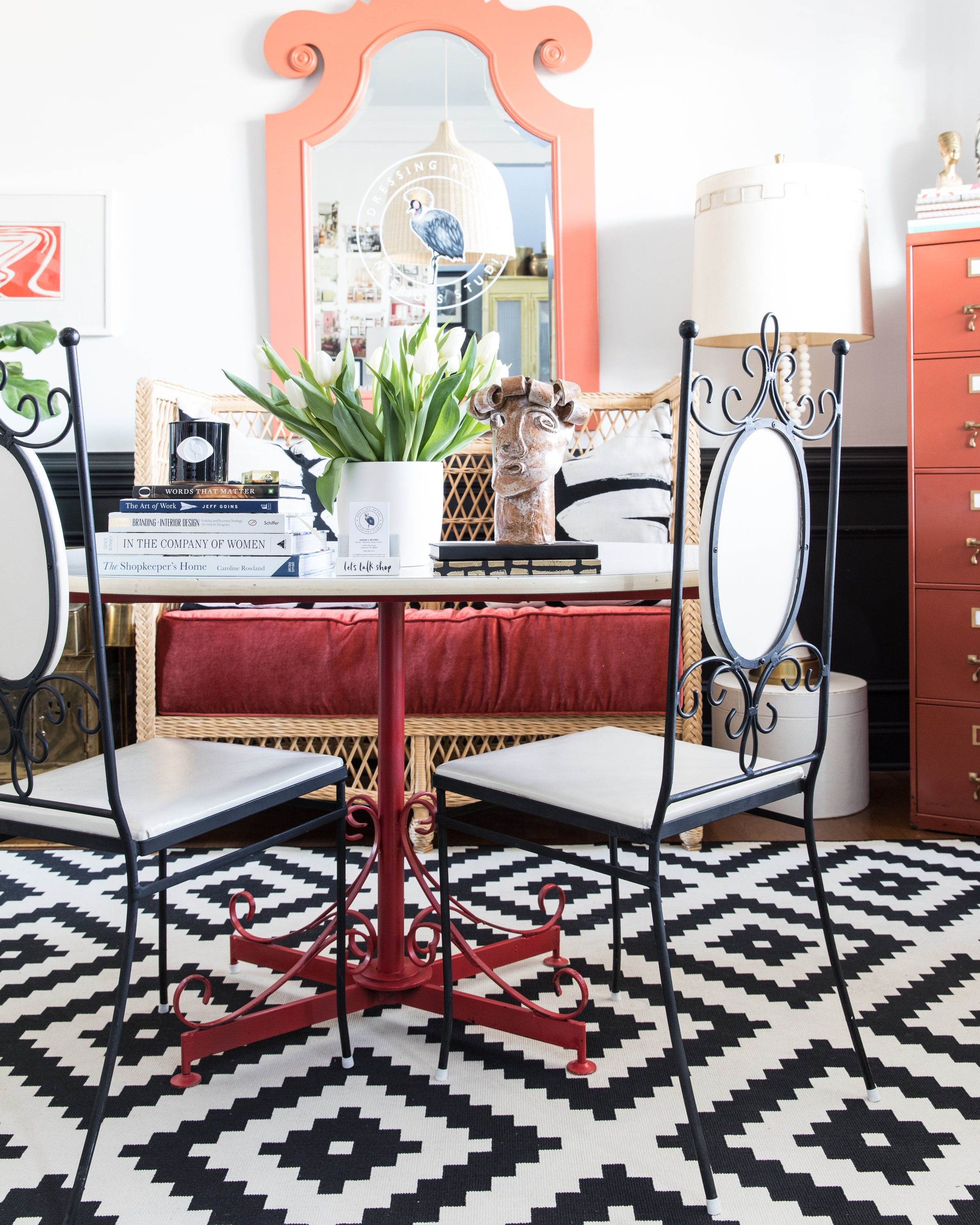 Before & After: Updating Inherited Pieces - Pieces with history are always more special, and with a little research you can update family heirlooms and mix them into new and modern interiors.
