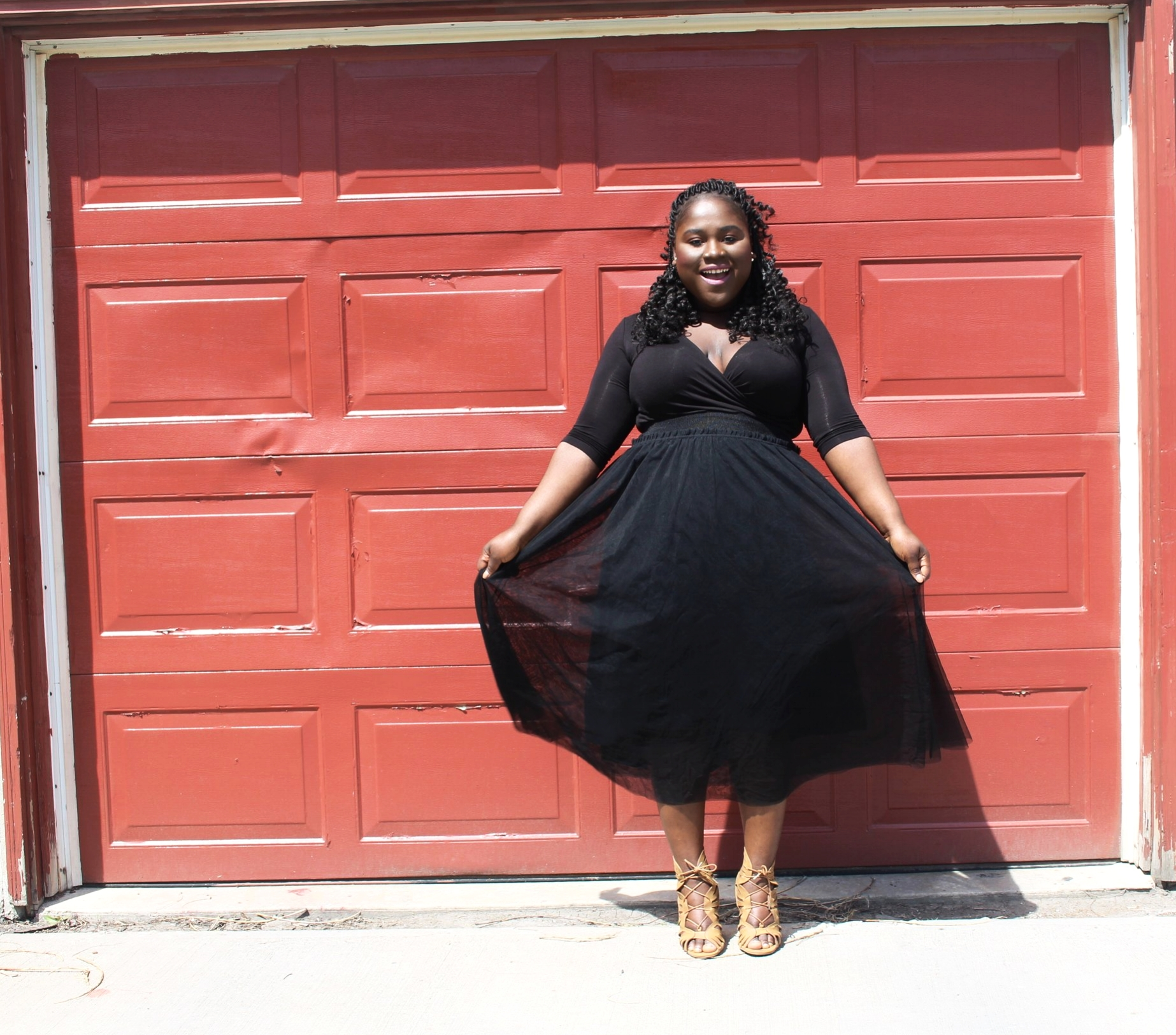 The Tulle Skirt You Should Have