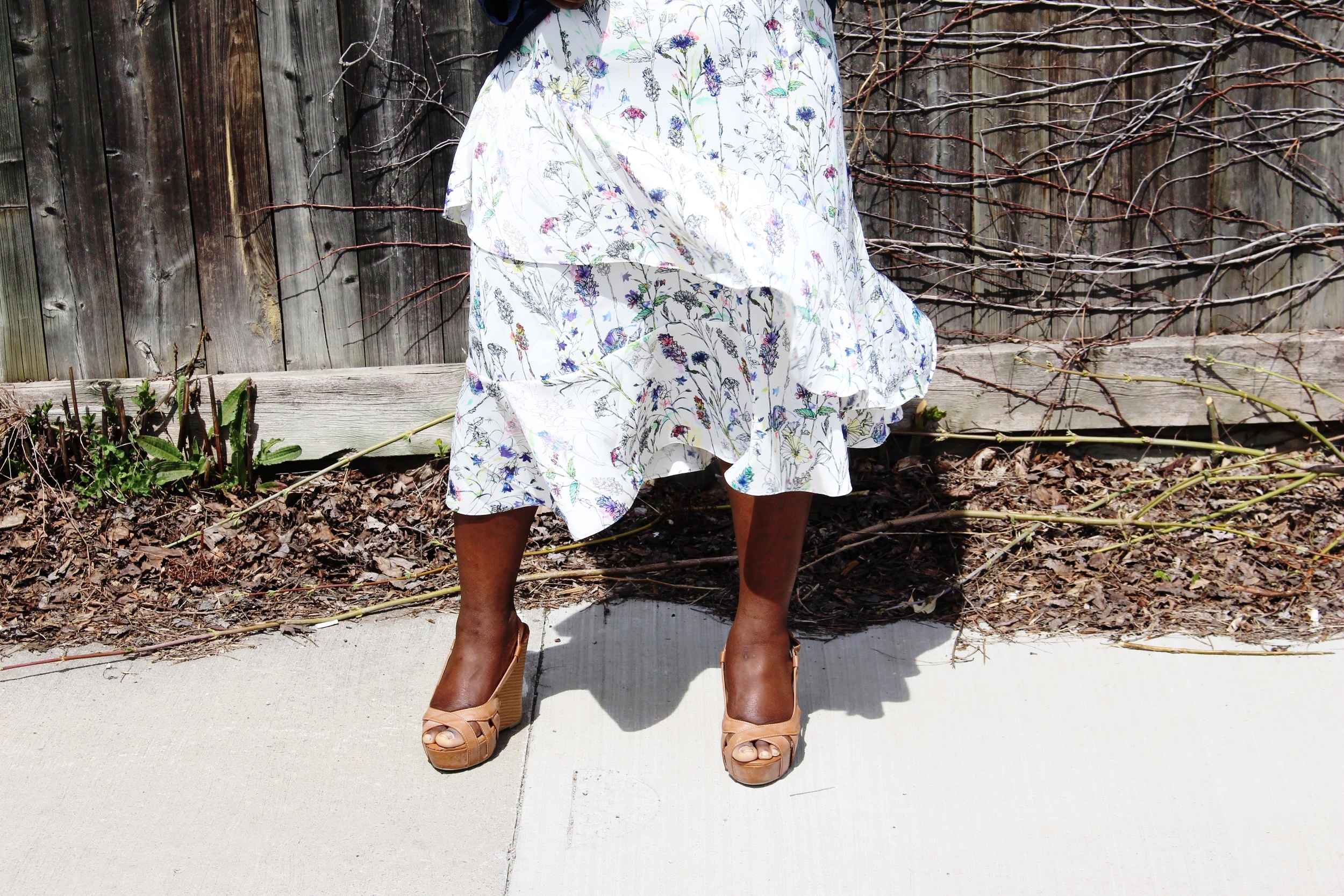 The Perfect Spring & Summer Dress
