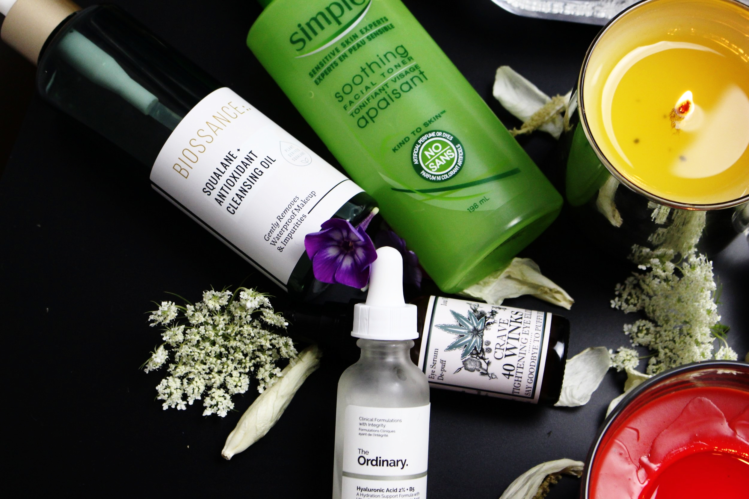Products You Can Double Cleanse Your Face