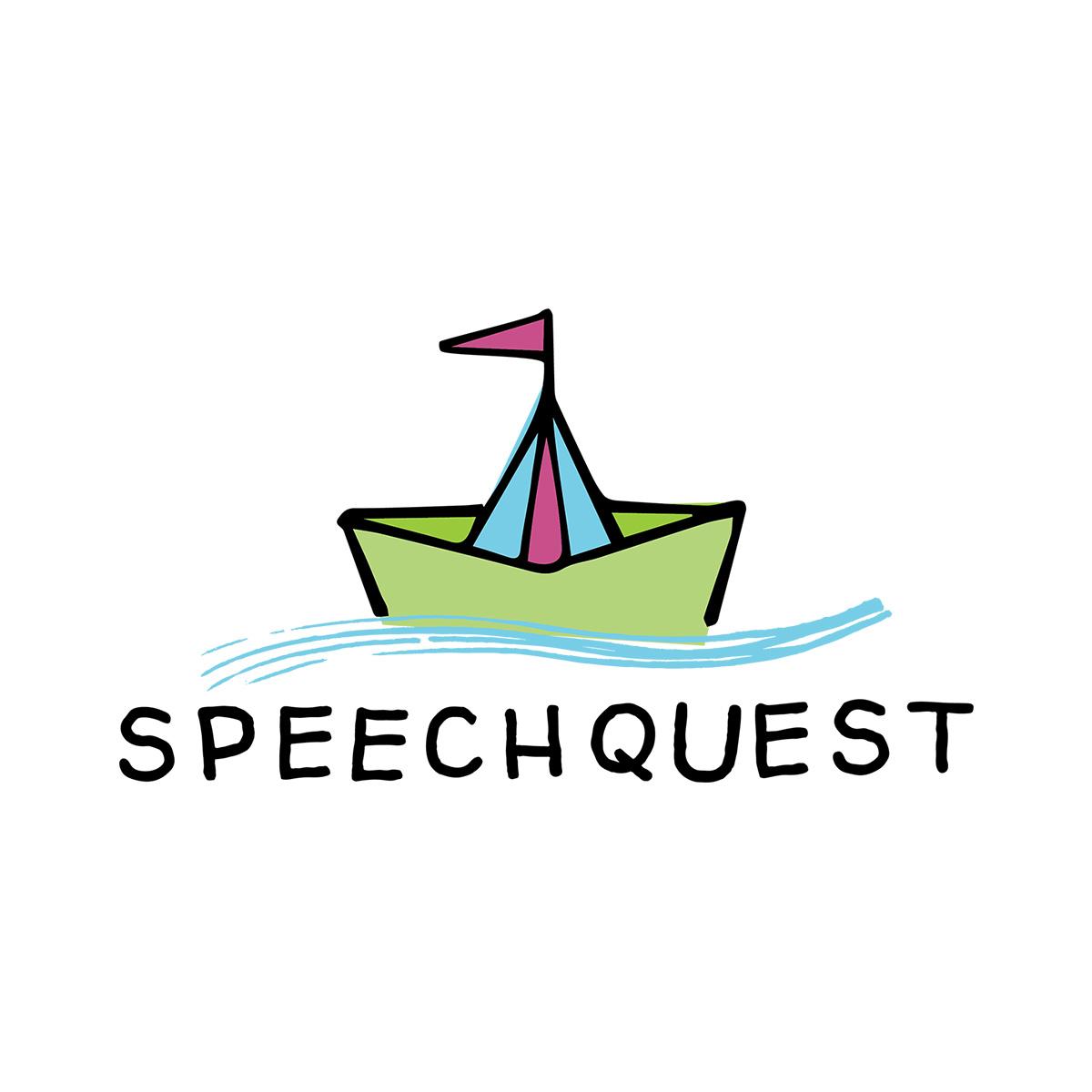Logo / Speech Quest