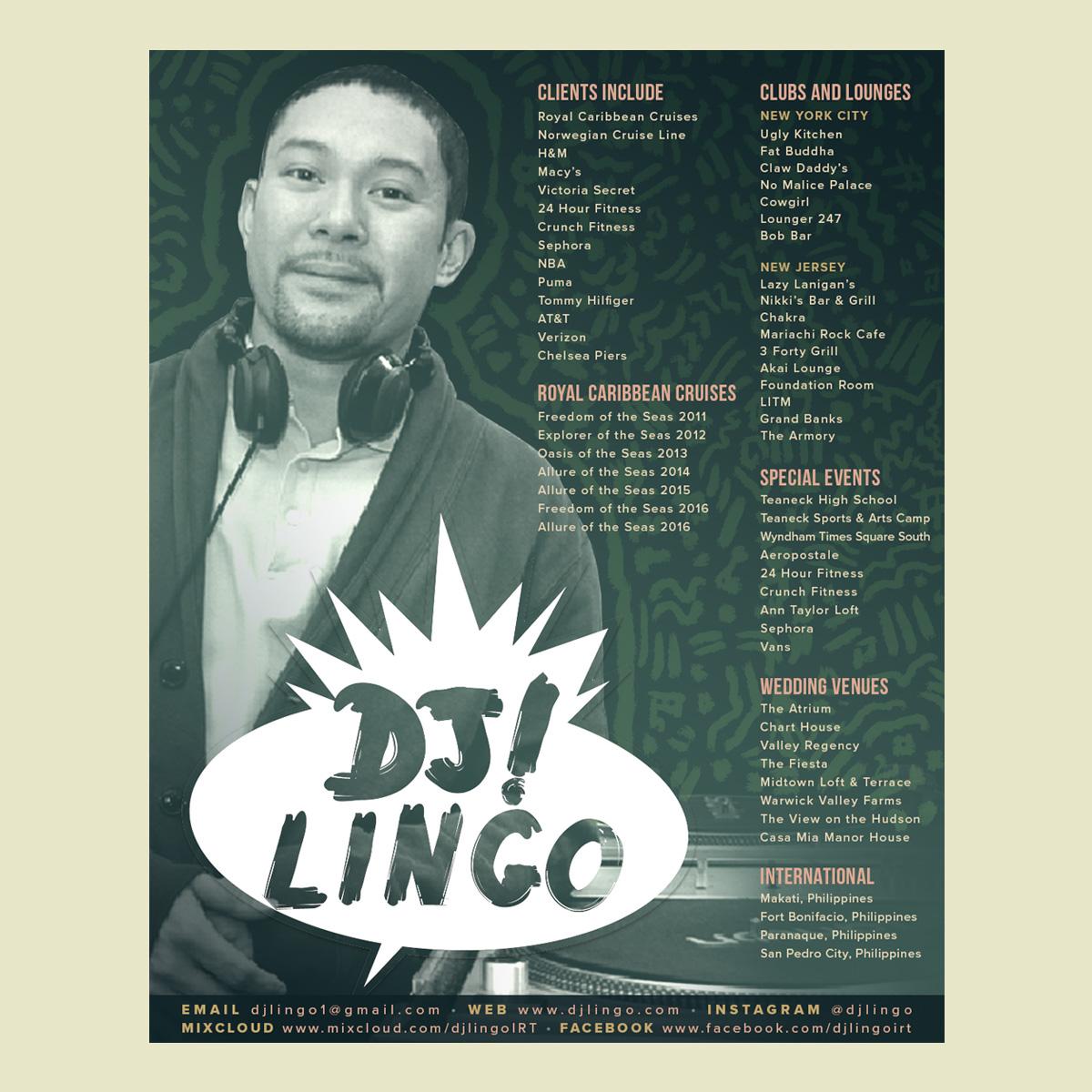 DIGITAL / DJ LINGO EPK