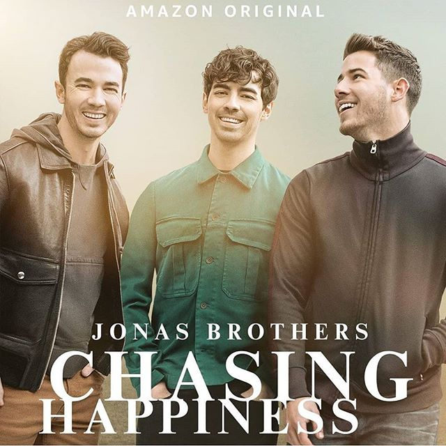 Chasing Happiness  June 4th @jonasbrothers @amazonprimevideo