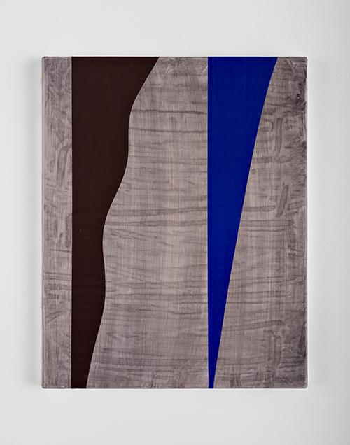 "Untitled, 2018 20"" x 16"" oil on panel"