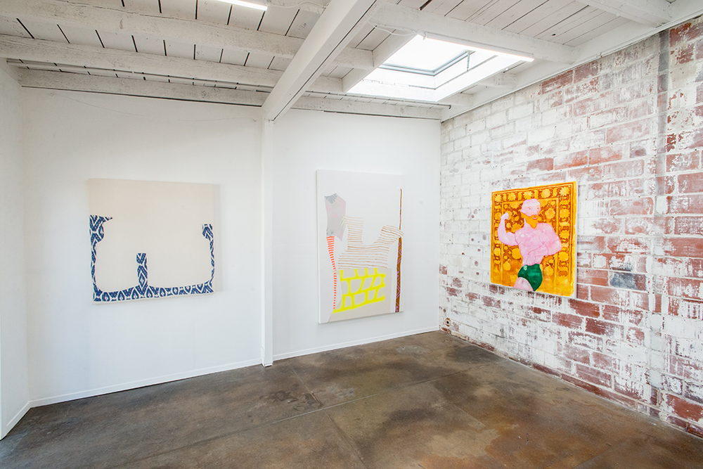 Can't deny it , Orkideh Torabi and Stacey Beach, Installation View.