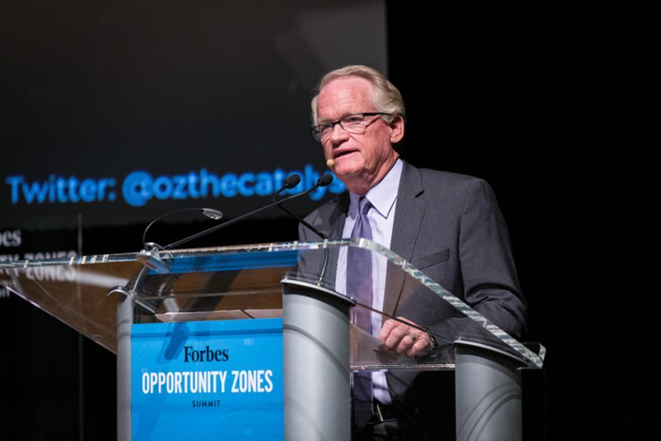 Jim Sorenson, founder of the Sorenson Impact Center VICTORIA ENGBLOM FOR FORBES