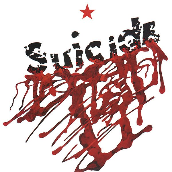Suicide -  s/t  (Red Star Records/ Superior Viaduct 1977/2016)