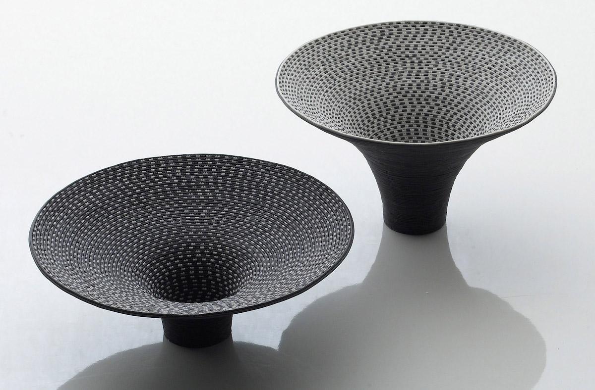 Vessels in Porcelain