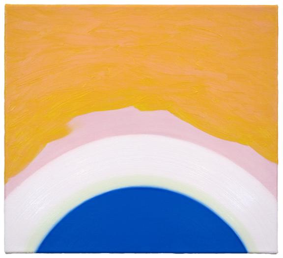 "Osamu Kobayashi, Dr. Perick , 2012-2014, oil on canvas, 20"" x 22"""