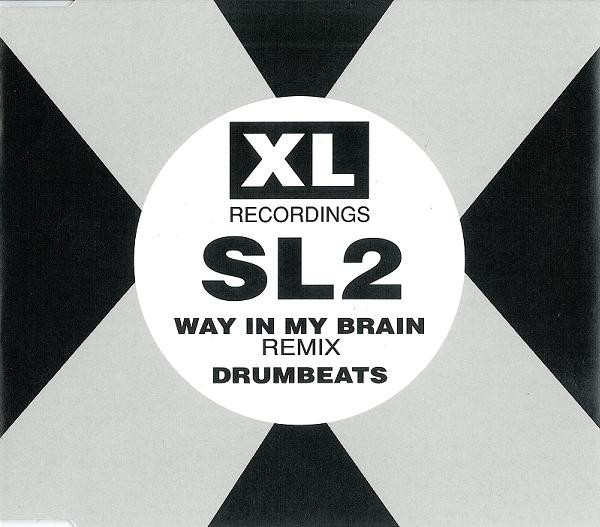 SL2 single from 1992 in the iconic XL sleeve.