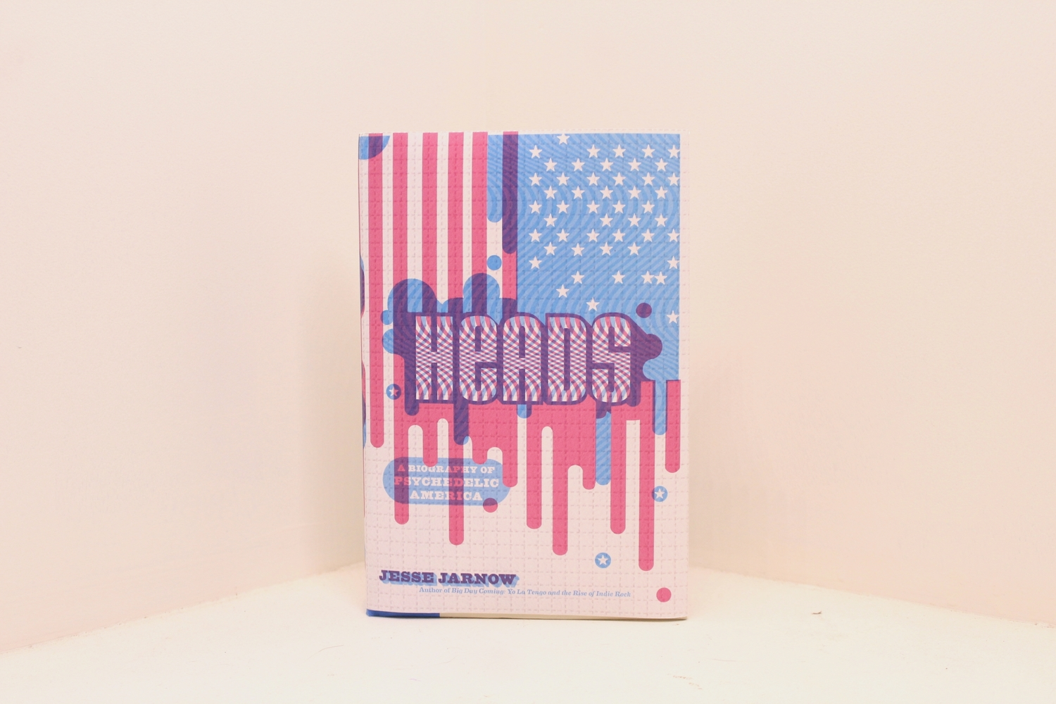 Heads: A Biography of Psychedelic America , De Capo Press, 468 pages. Available at  Commend NYC .
