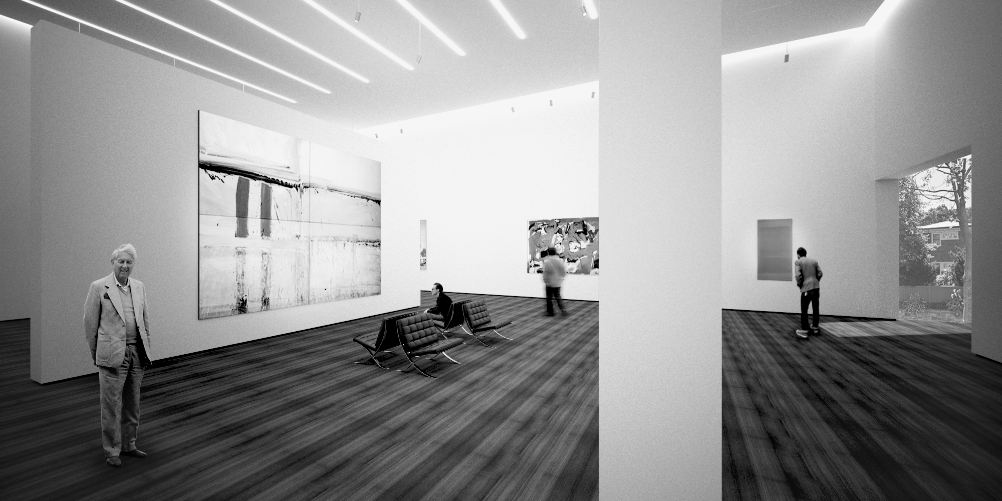 BOSTON UNIVERSITY ART MUSEUM   |  STUDIO