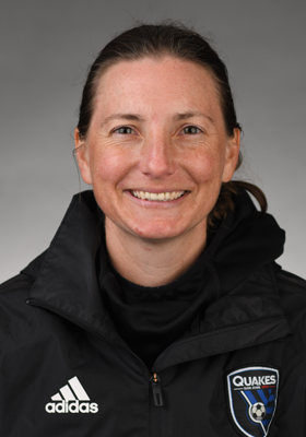 Erin Ridley, Earthquakes Girls DA Coach