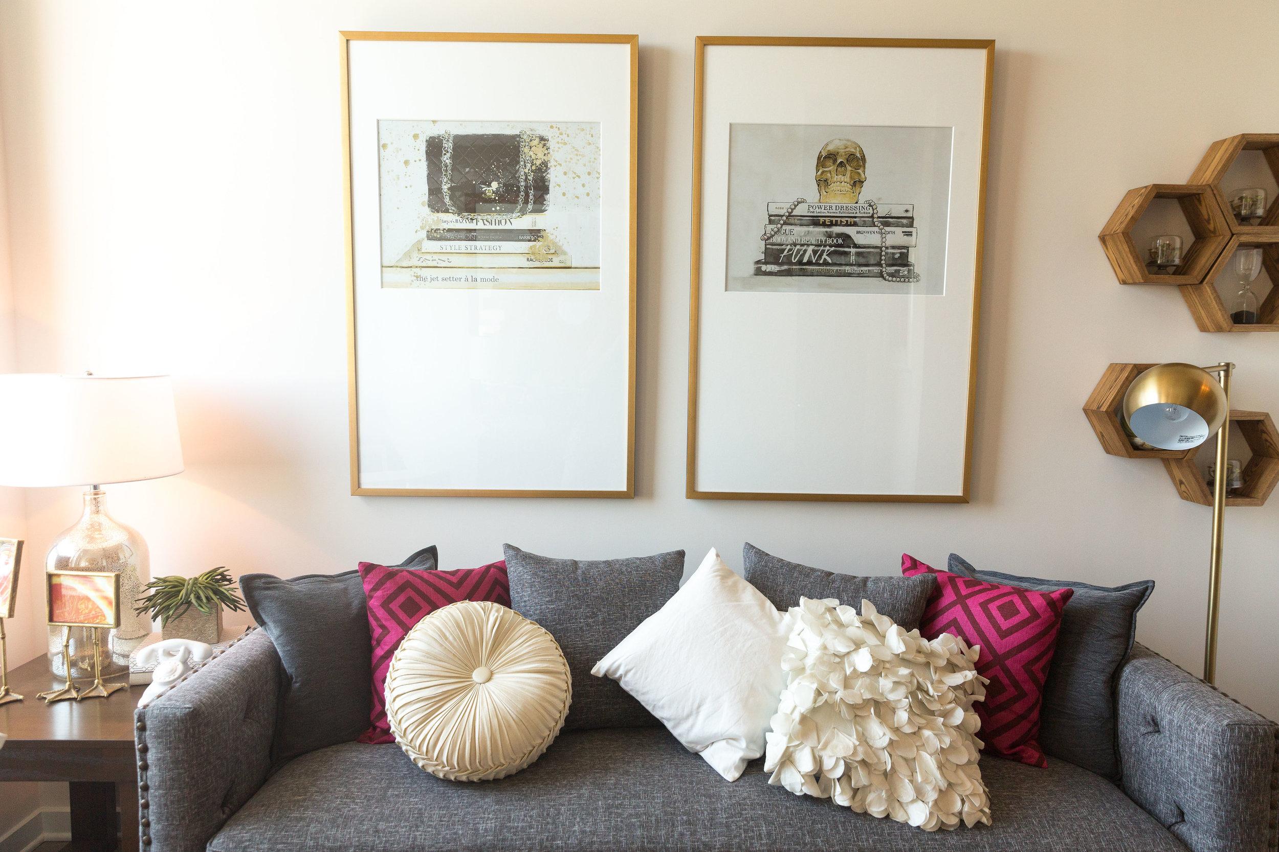 Elan Heights Living Room
