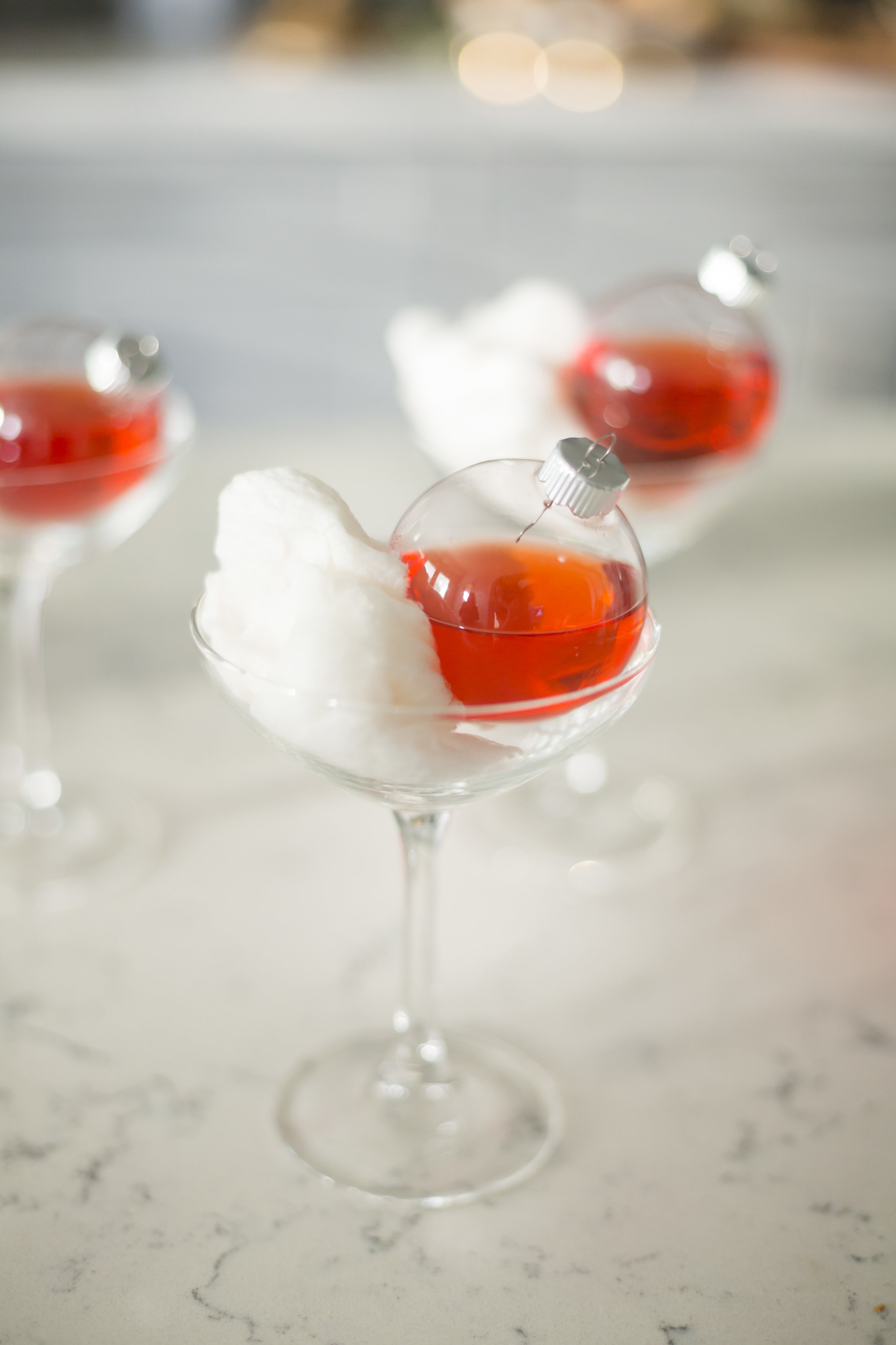 Christmas Cocktail-tini