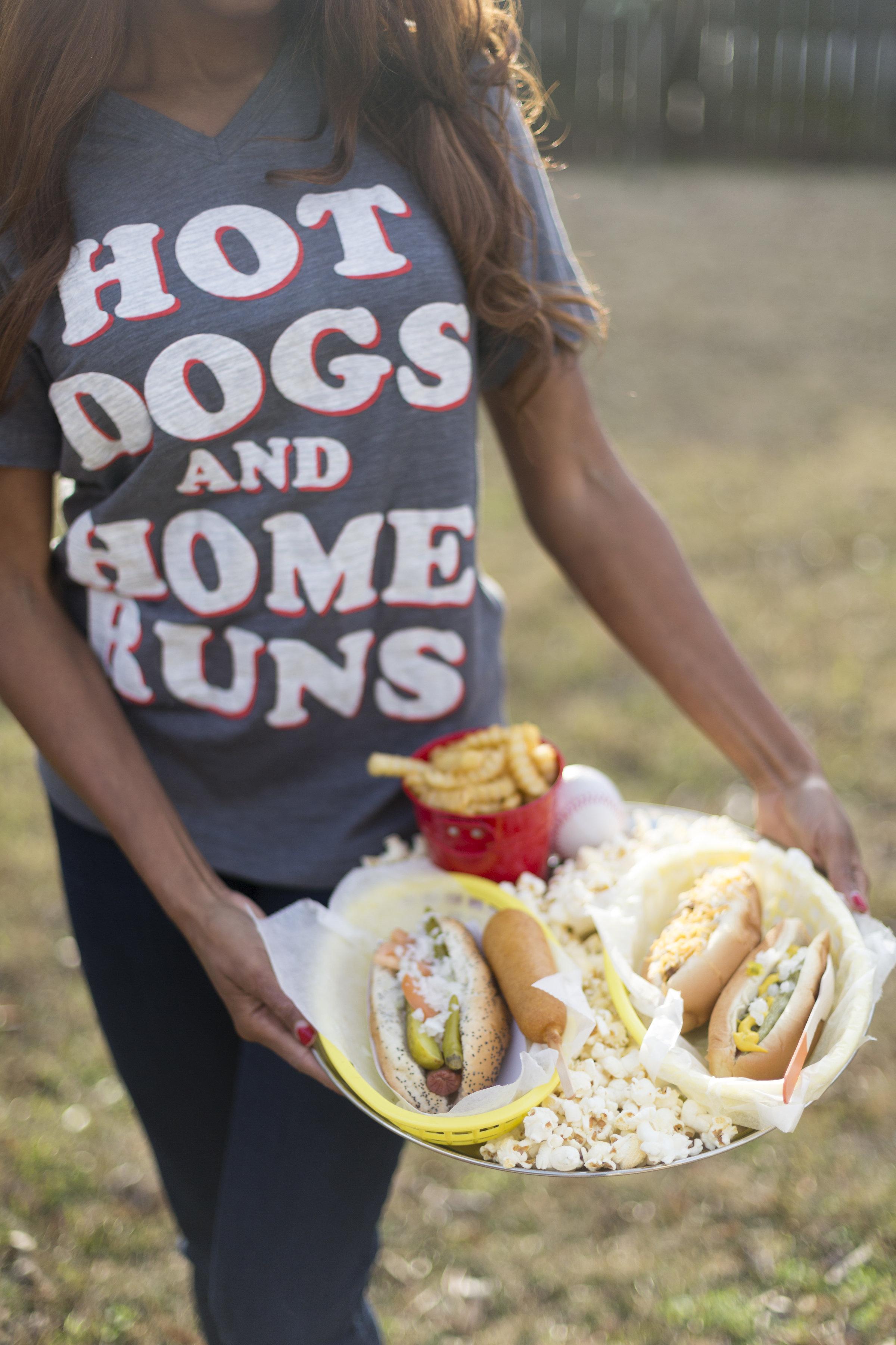 Hot Dog Bar
