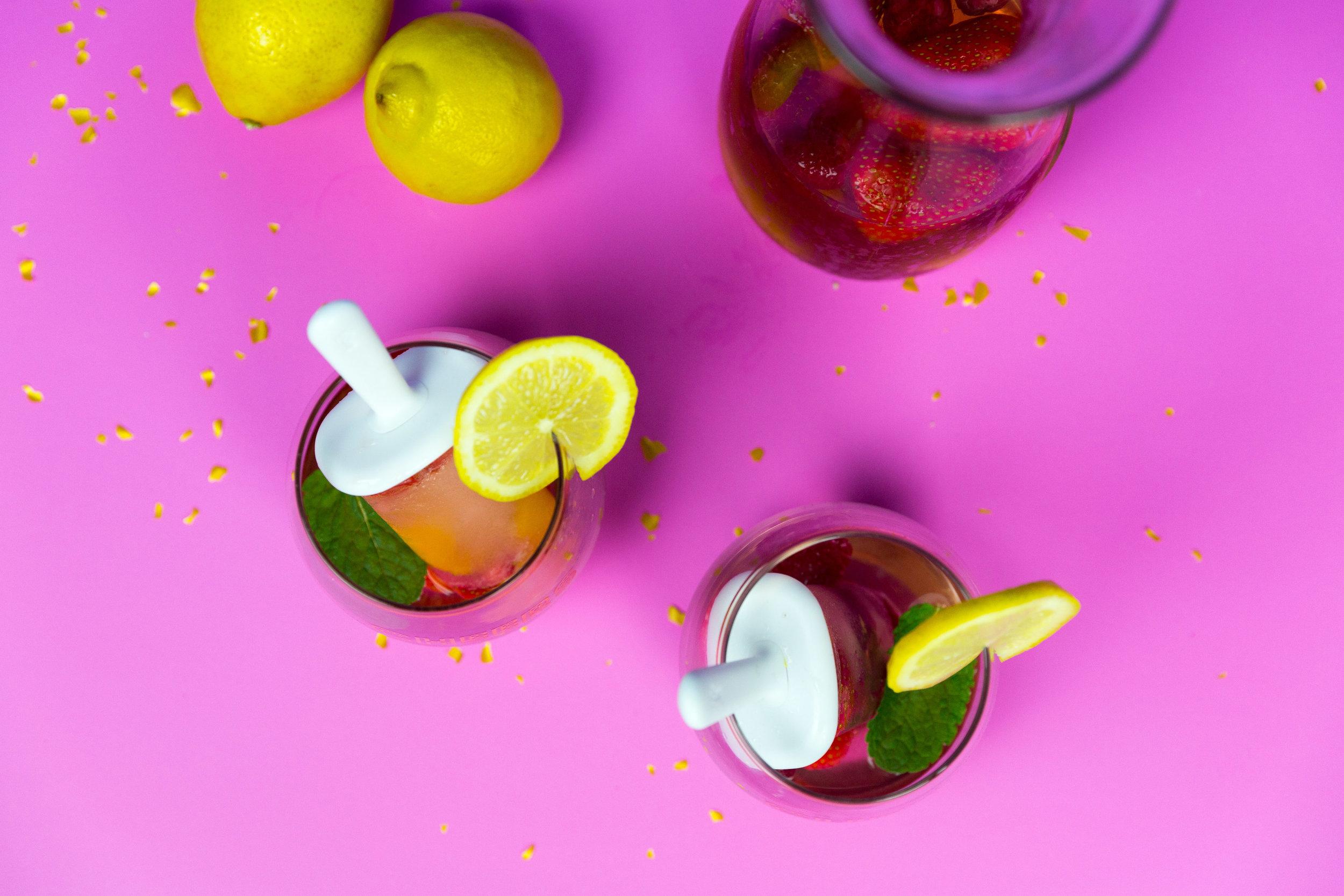 Summer Boozy Cocktail Recipe
