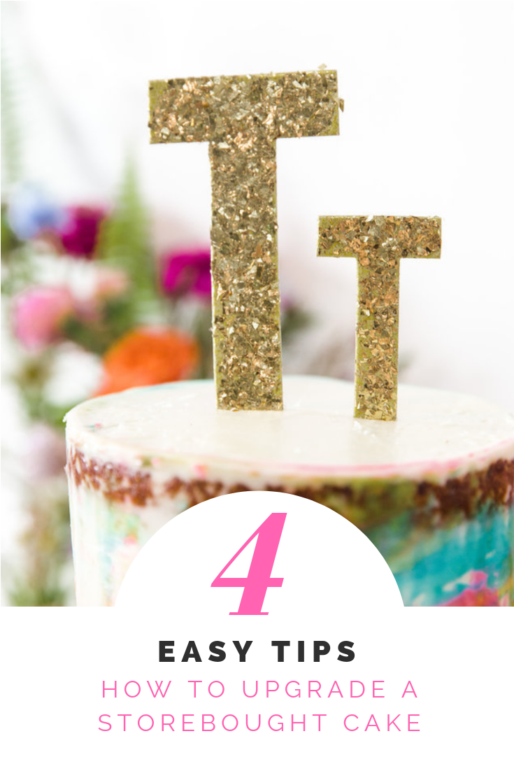 Cake Makeover & Upgrade Tips