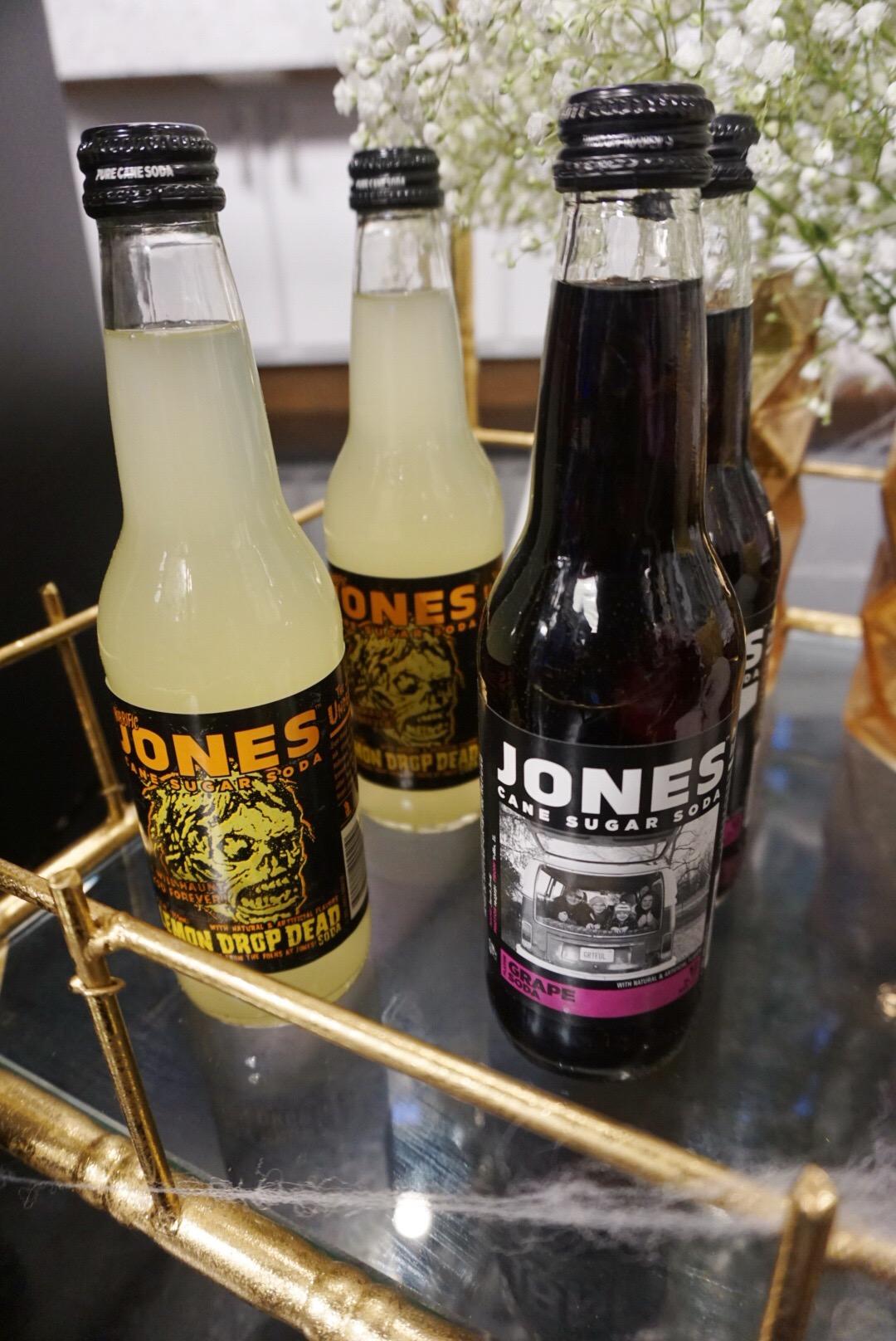 Jones Halloween Soda