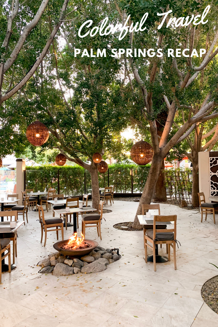 Toast Host Travels - Palm Springs, California - Toast from the Host