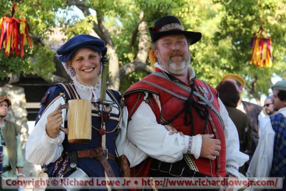 When you arrive, - ask around for Konnie (Dame Rose)or Gordon (The Captain).