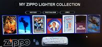 Marc's Zippo Collection