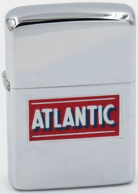 1961  Town & Country Zippo adverting  Atlantic Refining Company
