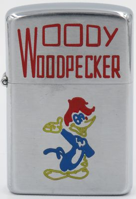 Woody Woodpecker lighter Walter Lantz