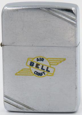 1937-1941 Bell Aircraft Zippo