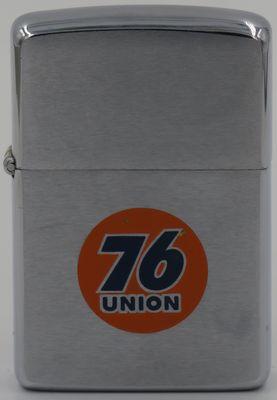 1965 Zippo with Union 76 logo