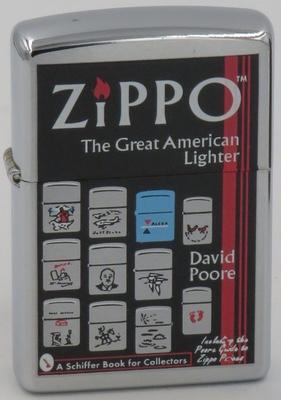 2001 Zippo Book David Poore.JPG