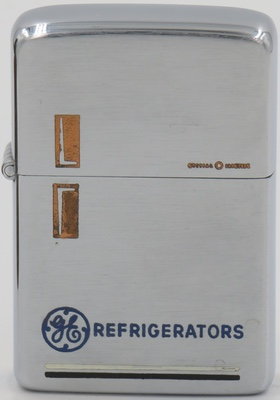 1955-56 GE General Electric Refrigerator Zippo