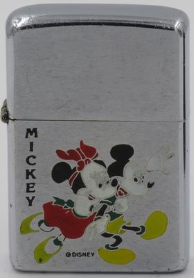 1970 Zippo Mickey-n-Minney