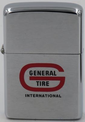 1974 Zippo for General Tire International