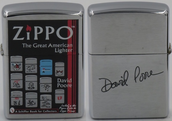 2001 Zippo Great American Lighter Book 2.JPG