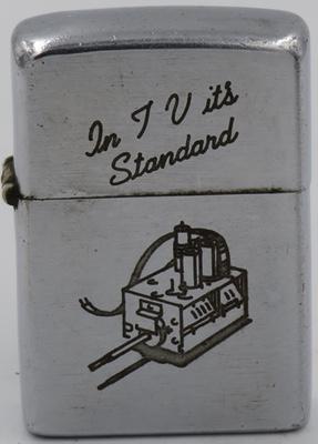 1952-53 In TV its Standard.JPG