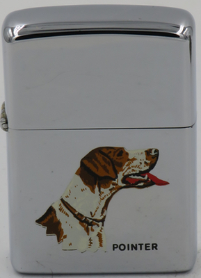 1977 Zippo with a Pointer