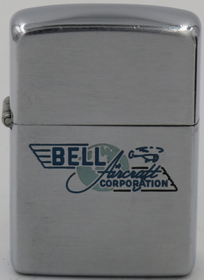 1953 Zippo for Bell Aircraft Corporation